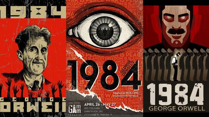 """""""1984"""", la novela de George Orwell tendrá su adaptación como serie"""