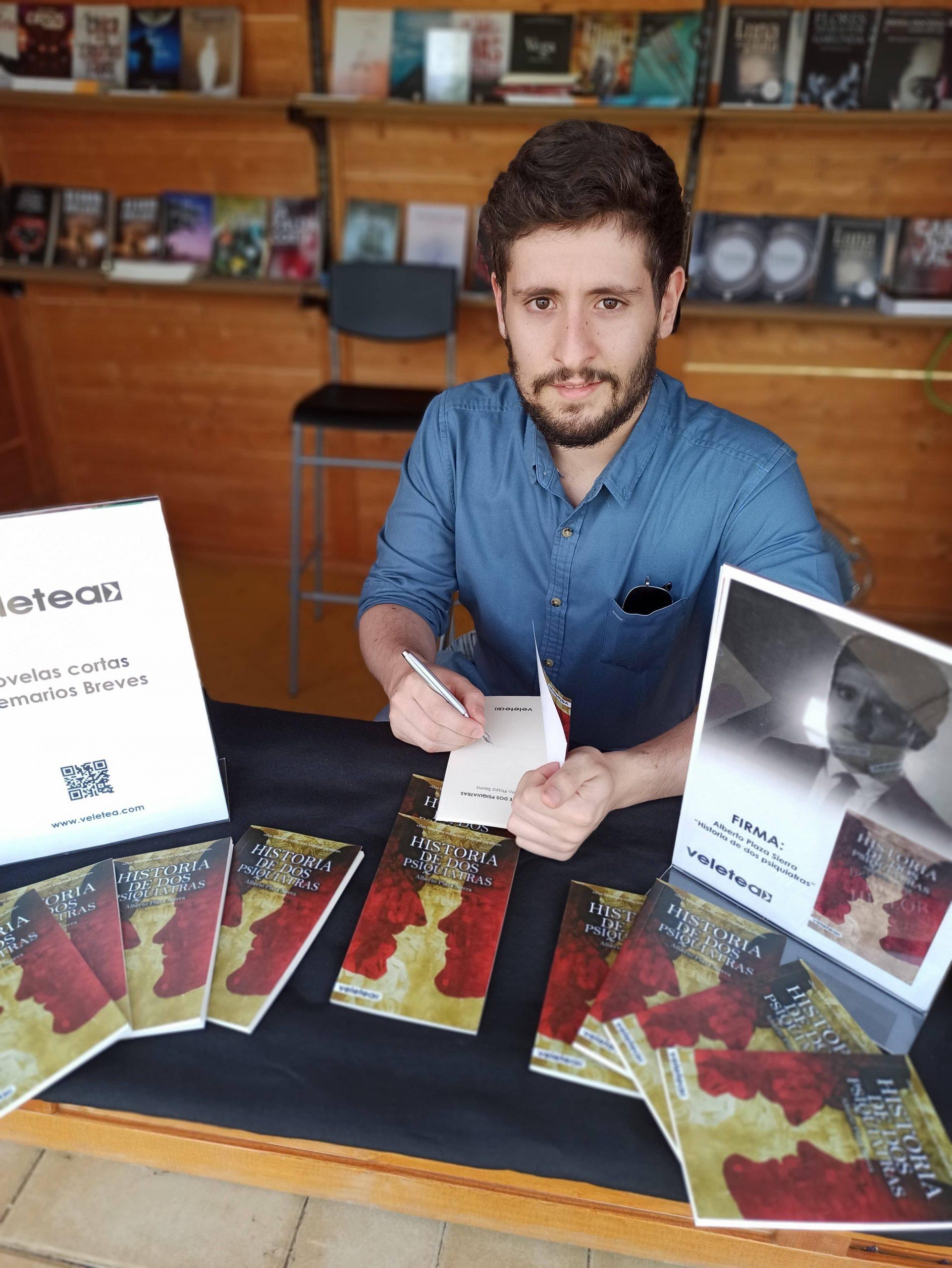 """Alberto Plaza Sierra: """"Quizá el compromiso con uno mismo es el éxito de por sí, sin importar premios ni medallas"""""""