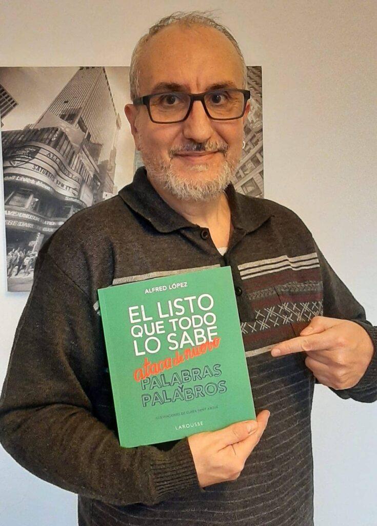 Alfred López (nuevo libro)