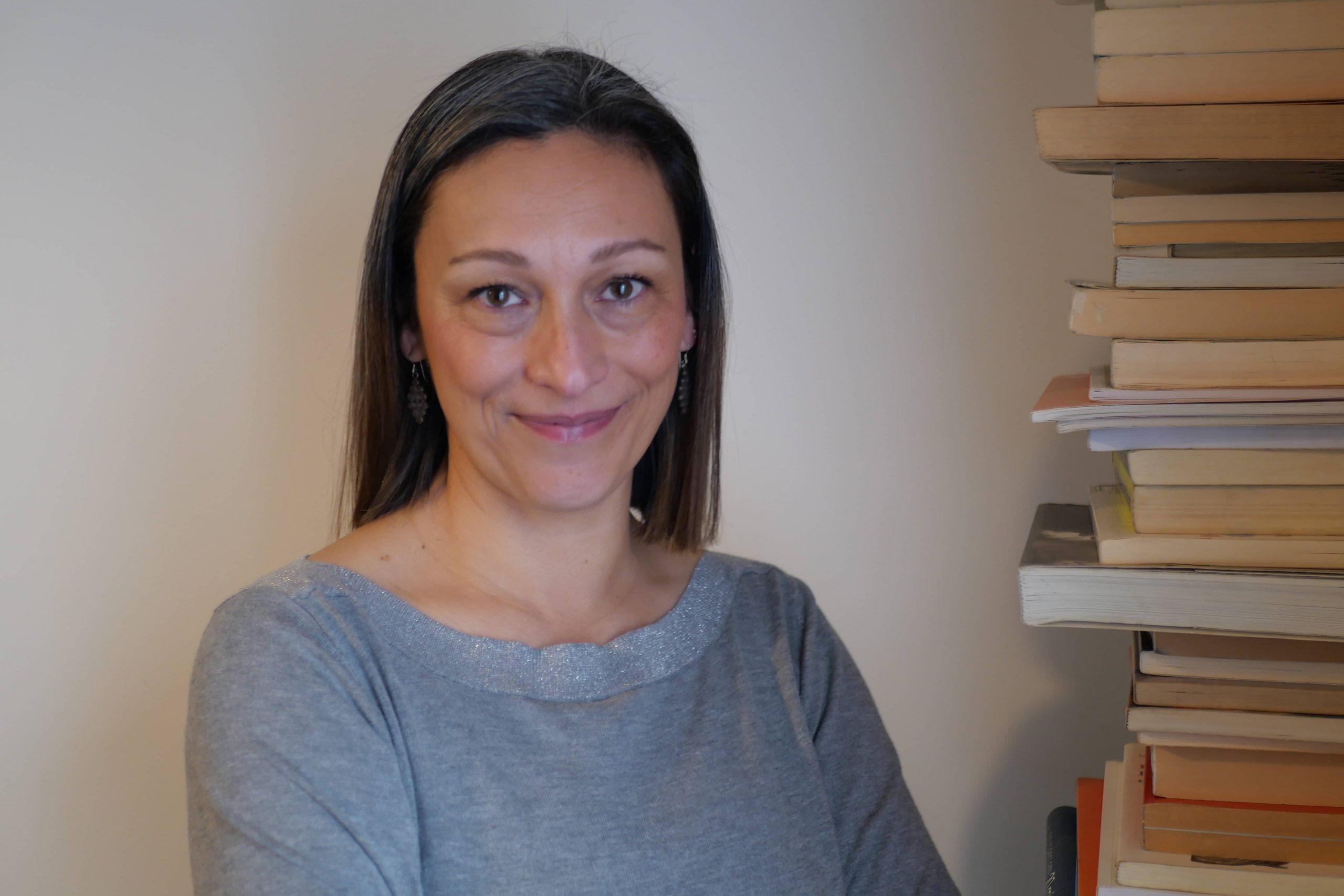 Claudia Davide Montalto se propone mejorar nuestras vidas con su libro «1 minuto minimalista»