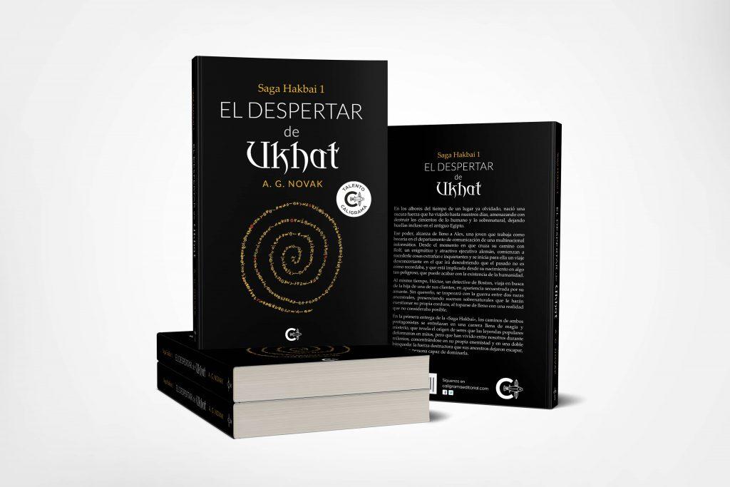 Conjunto ejemplares el despertar de ukhat