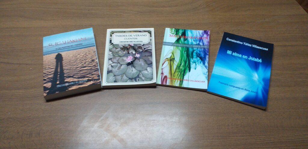 Constantino Yañez Villaescusa Libros