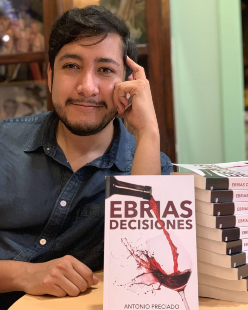 Ebrias Decisiones - Antonio Preciado - 2