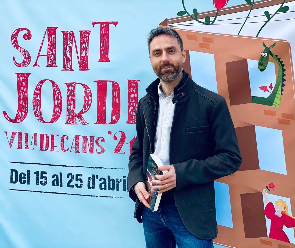 El autor Javier Garrido