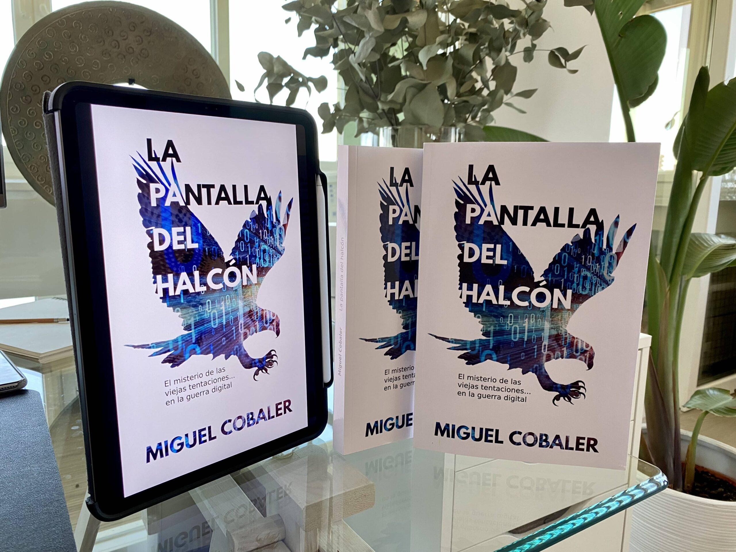 """Conoce a Miguel Cobaler, autor de """"La pantalla del Halcón"""""""