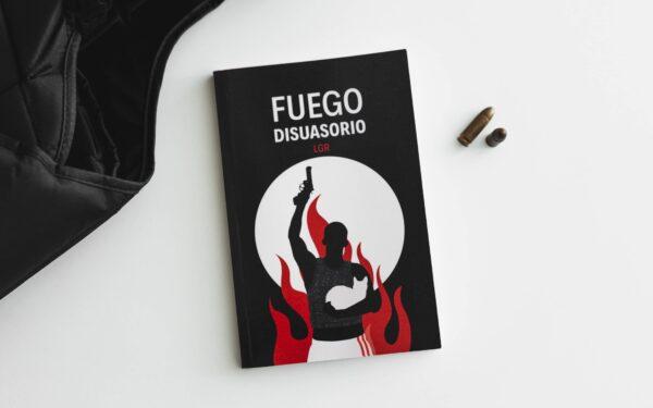 Conoce a LGR, autor de Fuego disuasorio