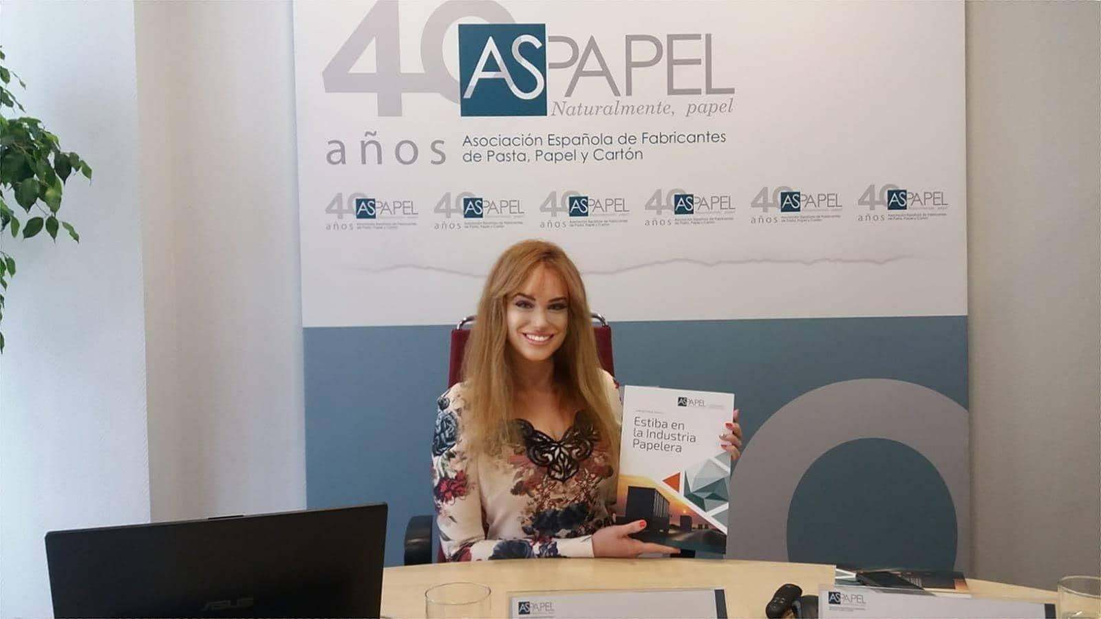 Eva María Hernández Ramos, abogada y una referente dentro de su sector a nivel europeo