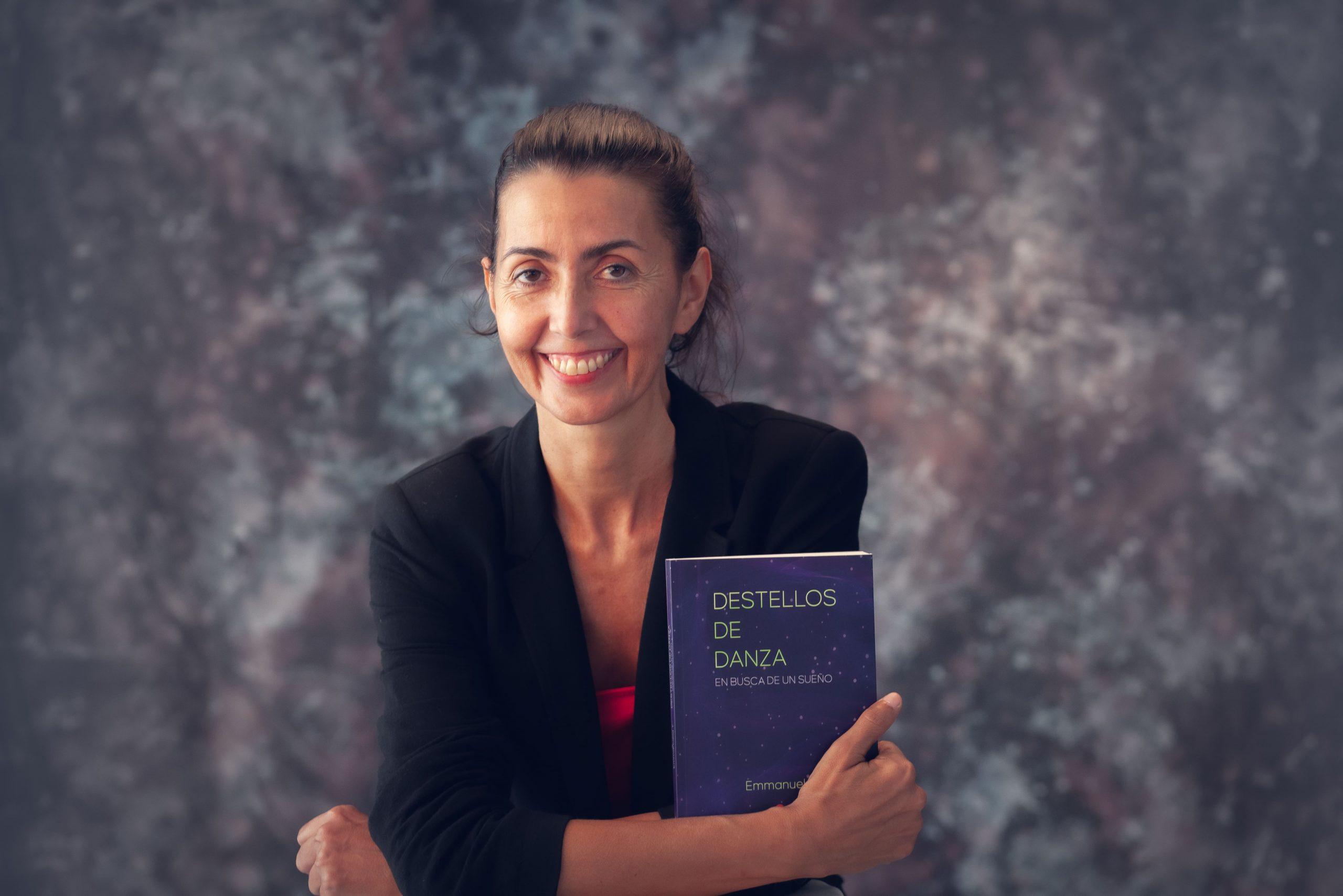 Descubre la nueva novela de Emmanuela T. «Destellos de danza»
