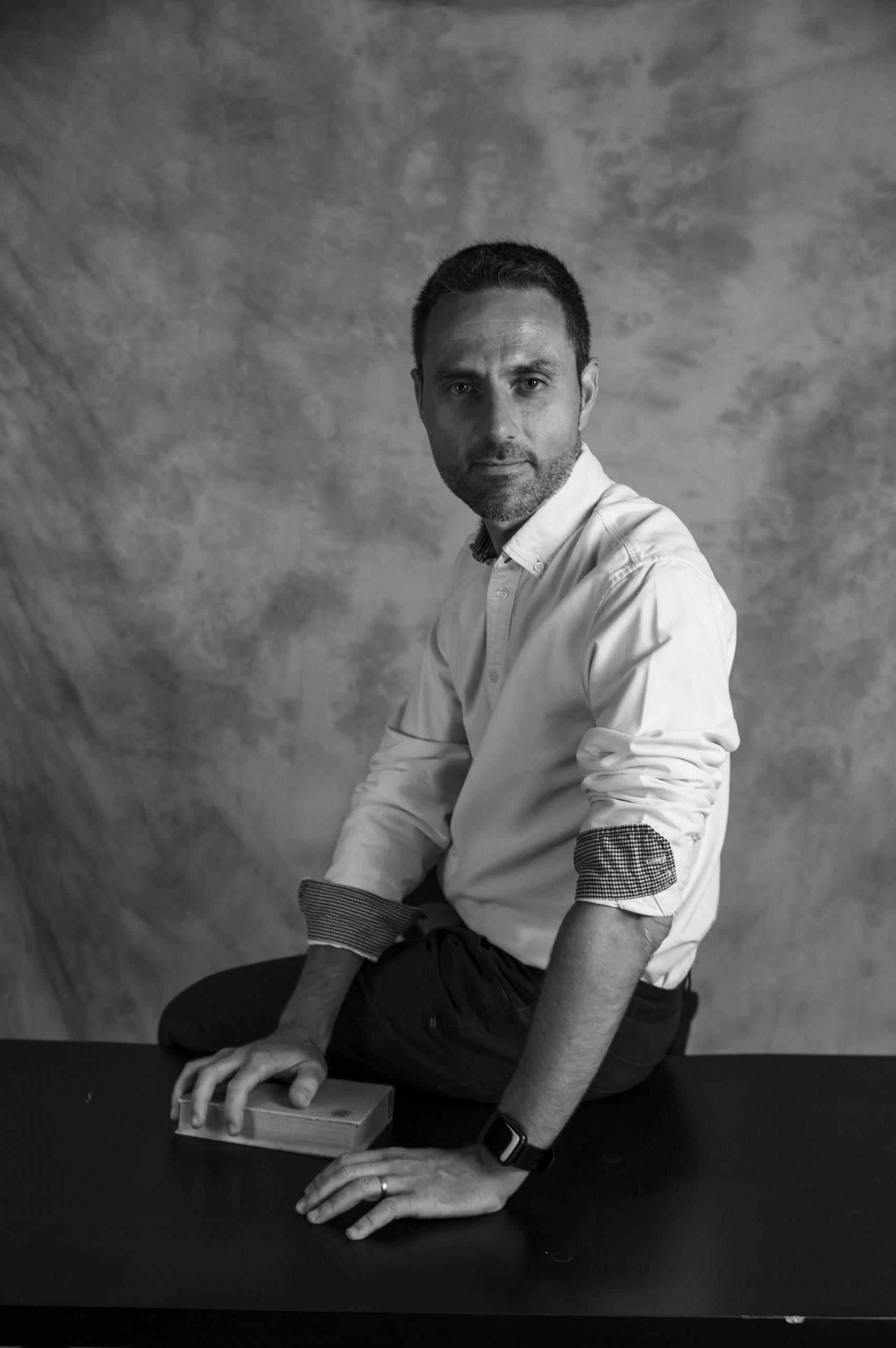 Javier Garrido, el médico de vocación que acabó siendo escritor