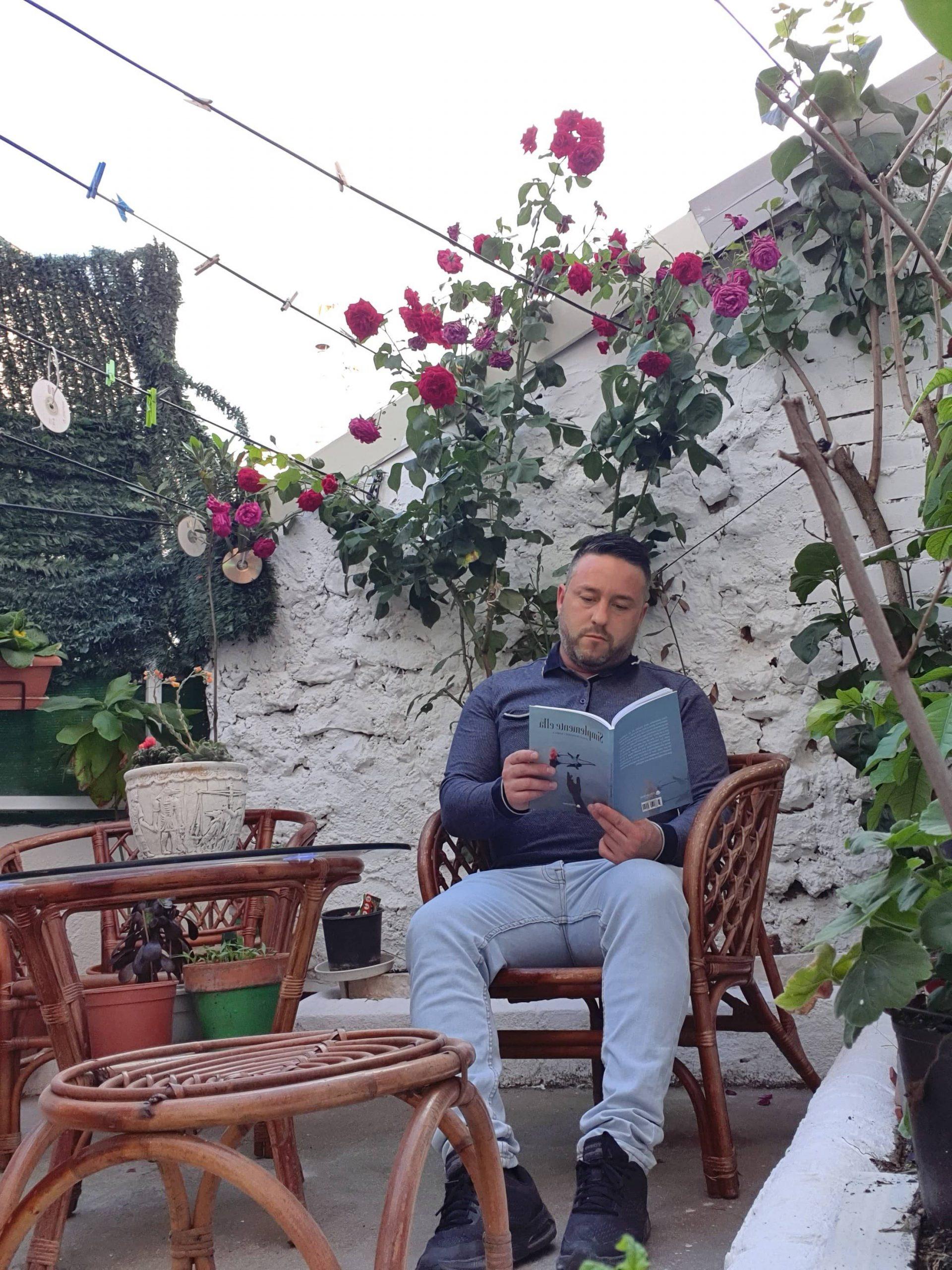 """Jesús Hernández Arnelas: """"Lo más bonito es saber transmitir y llegaral corazón de las personas""""."""