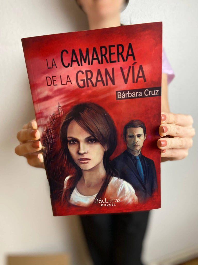 La camarera de la Gran Vía - Bárbara Cruz