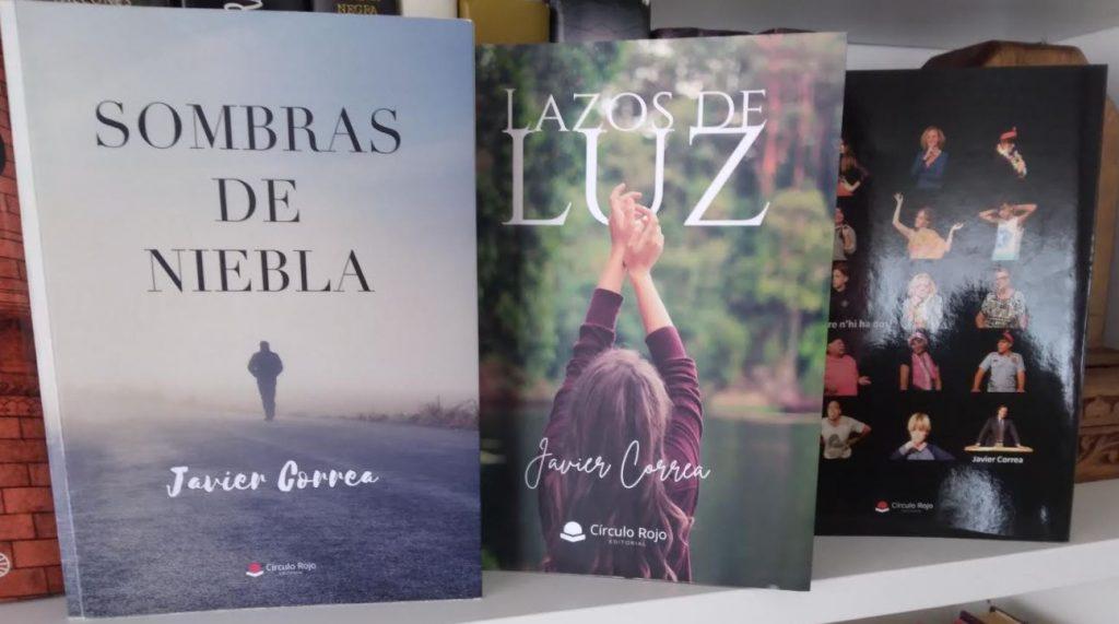 Las obras de Javier Correa