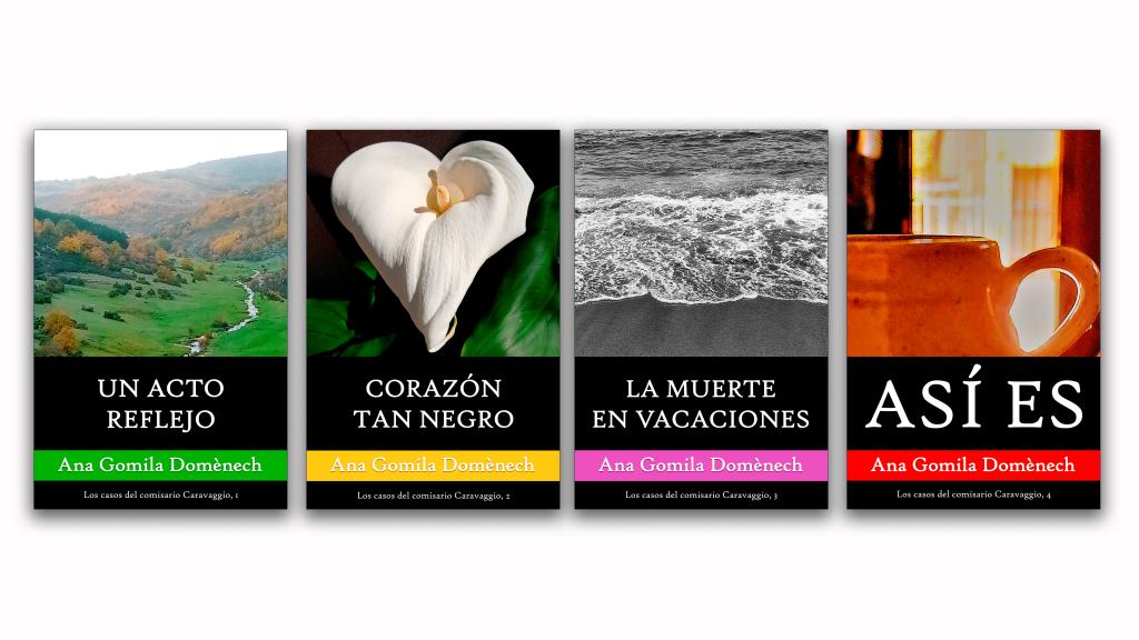 Libros de Ana Gomila