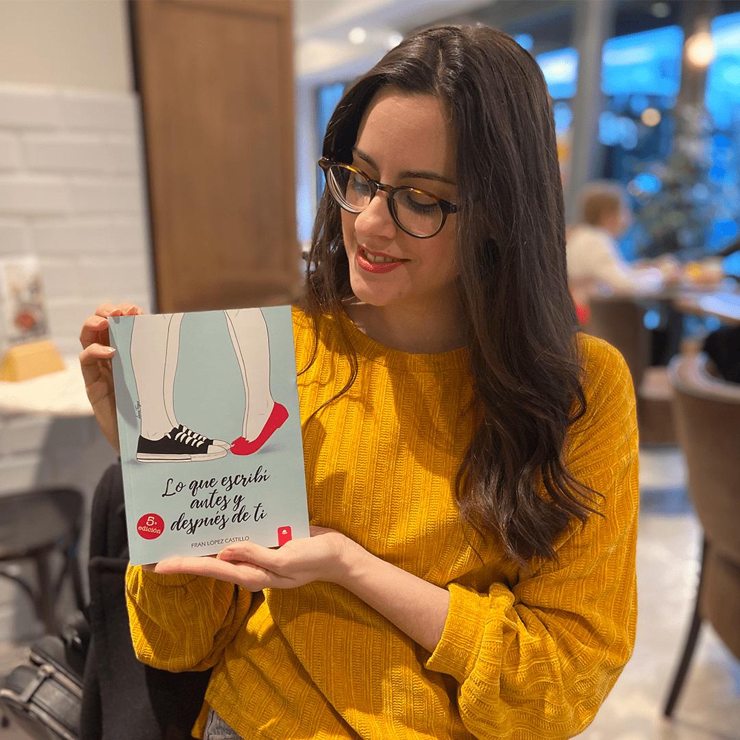 Laura Fergué te ayuda a tener la portada perfecta para tu libro