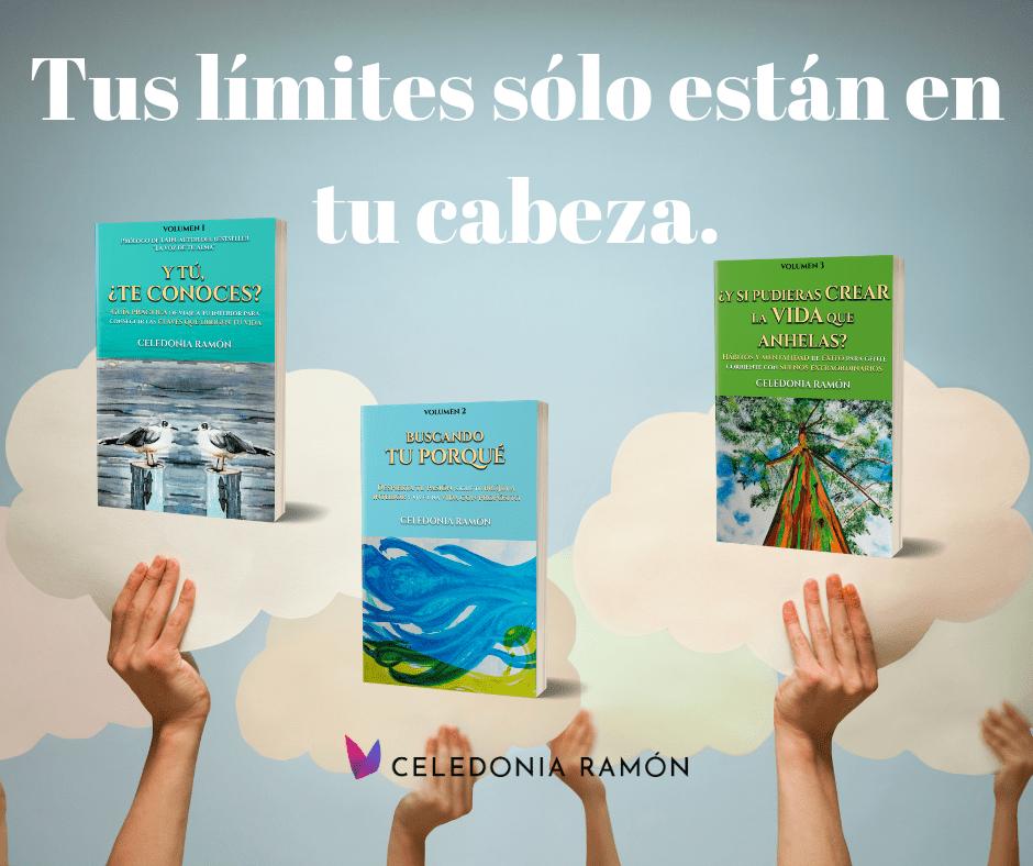 Los libros de Celedonia Ramón
