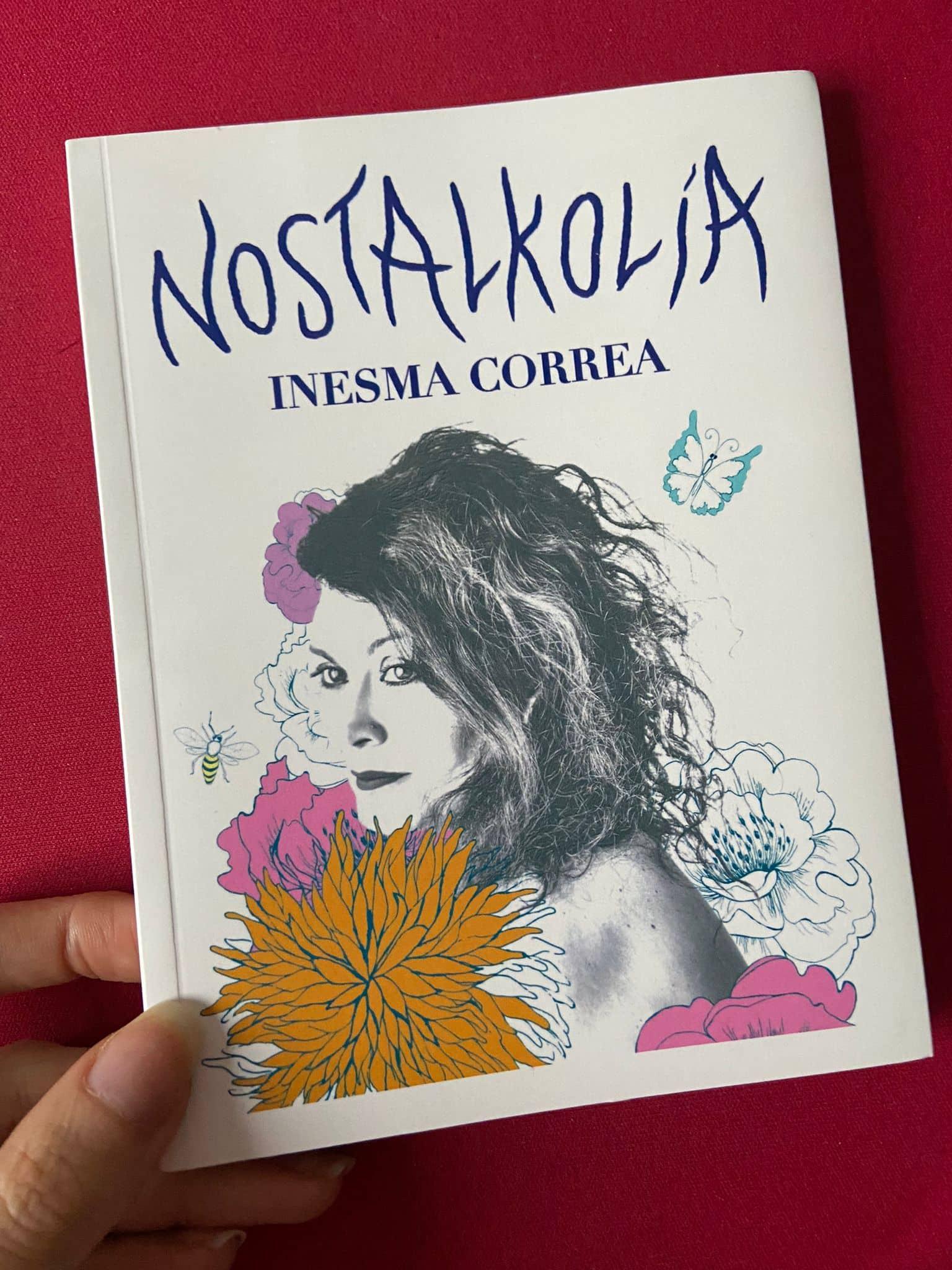 Reseña de «Nostalkolía», de Inesma Correa