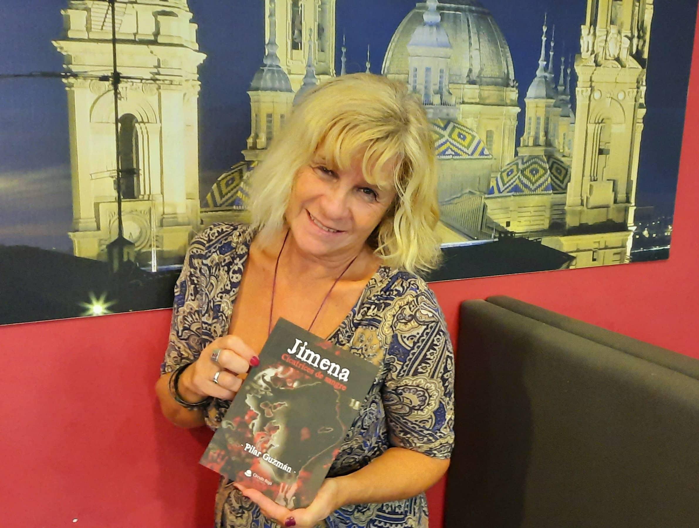 Entrevistamos a la zaragozana Pilar Arkana, autora de, entre otras obras, «Jimena, cicatrices de sangre»