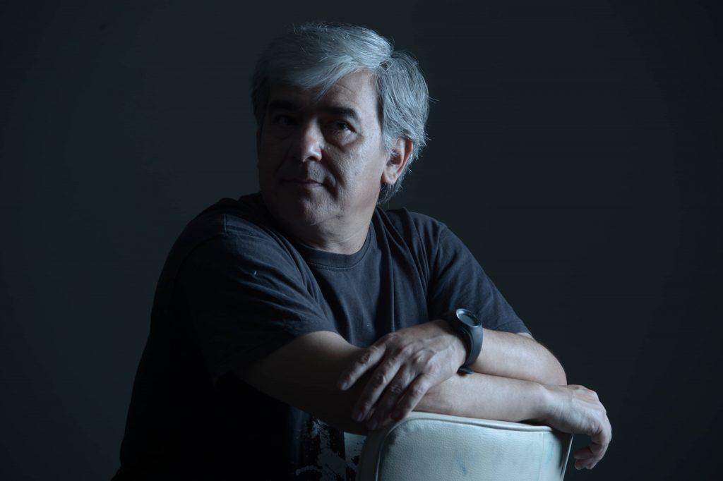 Robertti Gamarra, autor de El altar del milagro