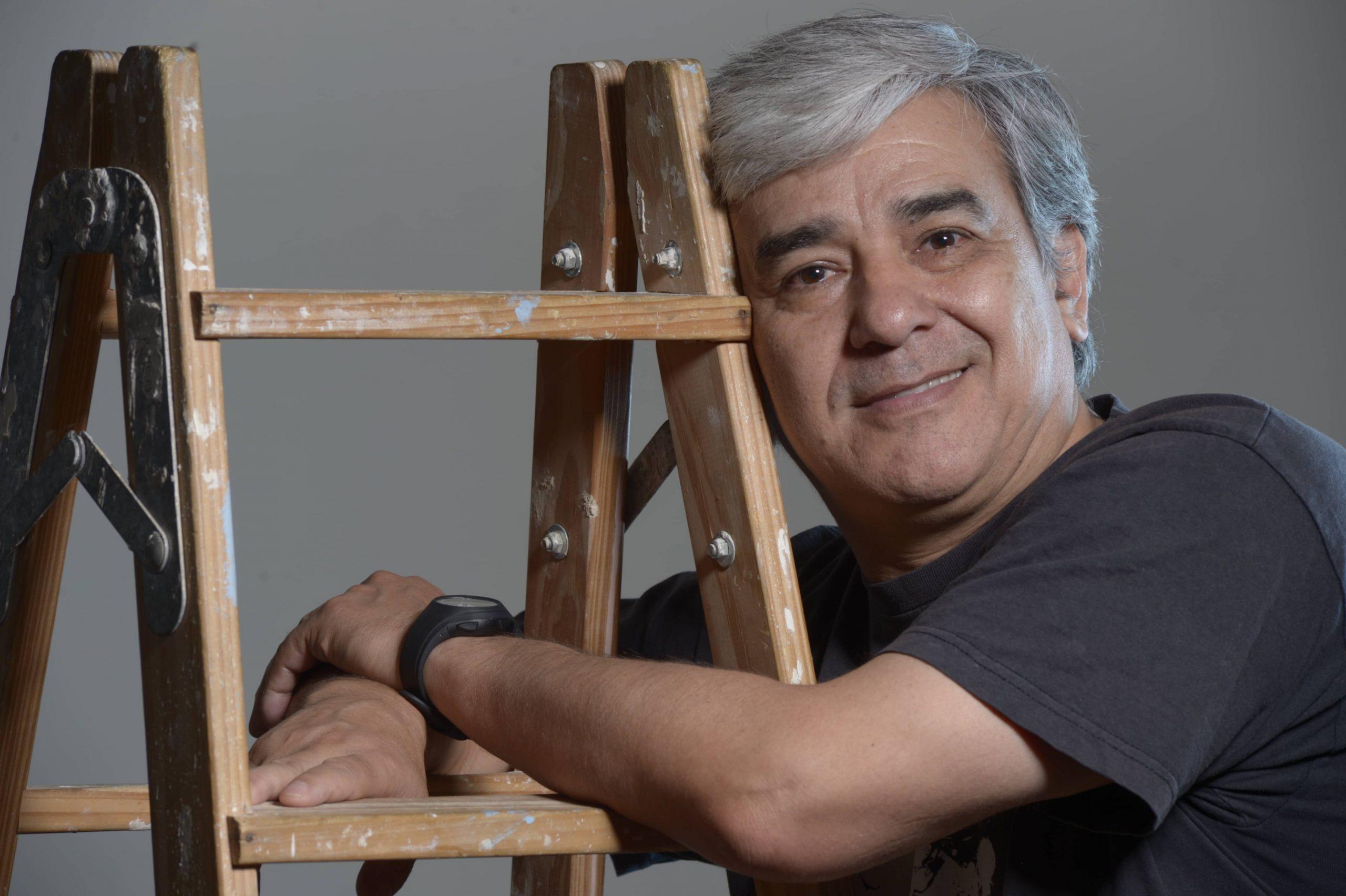 Robertti Gamarra, una buena excusa para acudir a La Feria del Libro de Madrid
