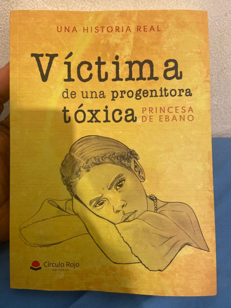 Víctima de una progenitora tóxica - Àgnés Fuentes Essola