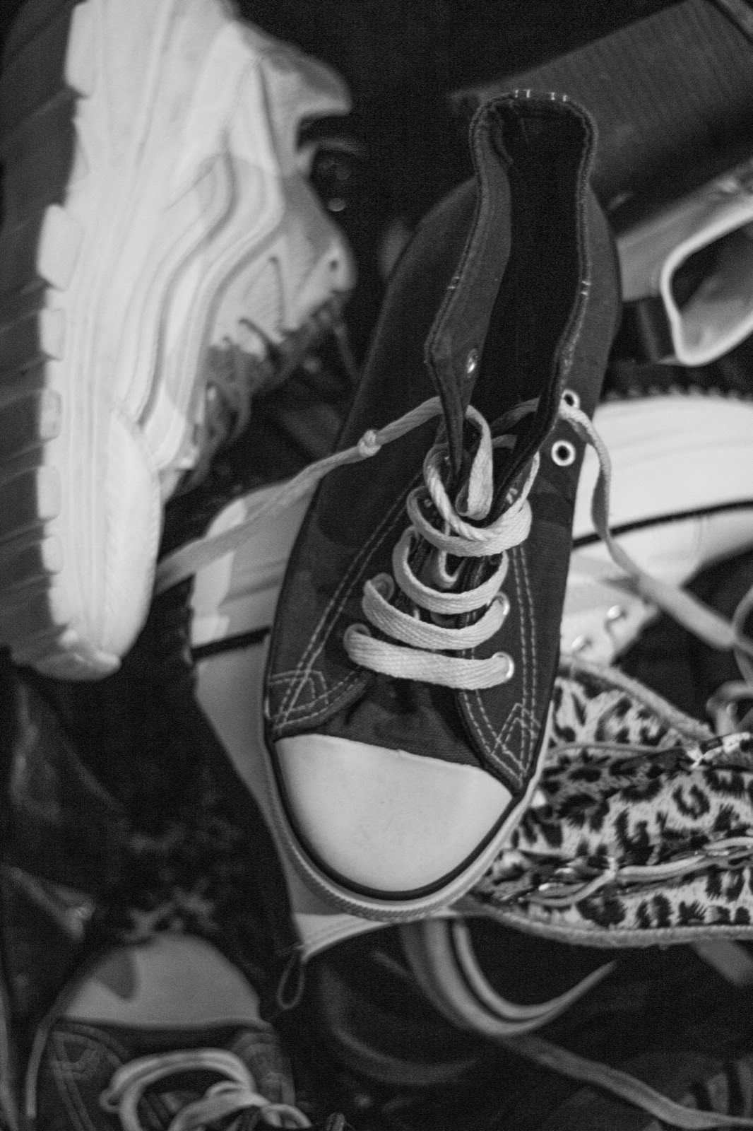 Zapatos perdidos | Por Bárbara Haya