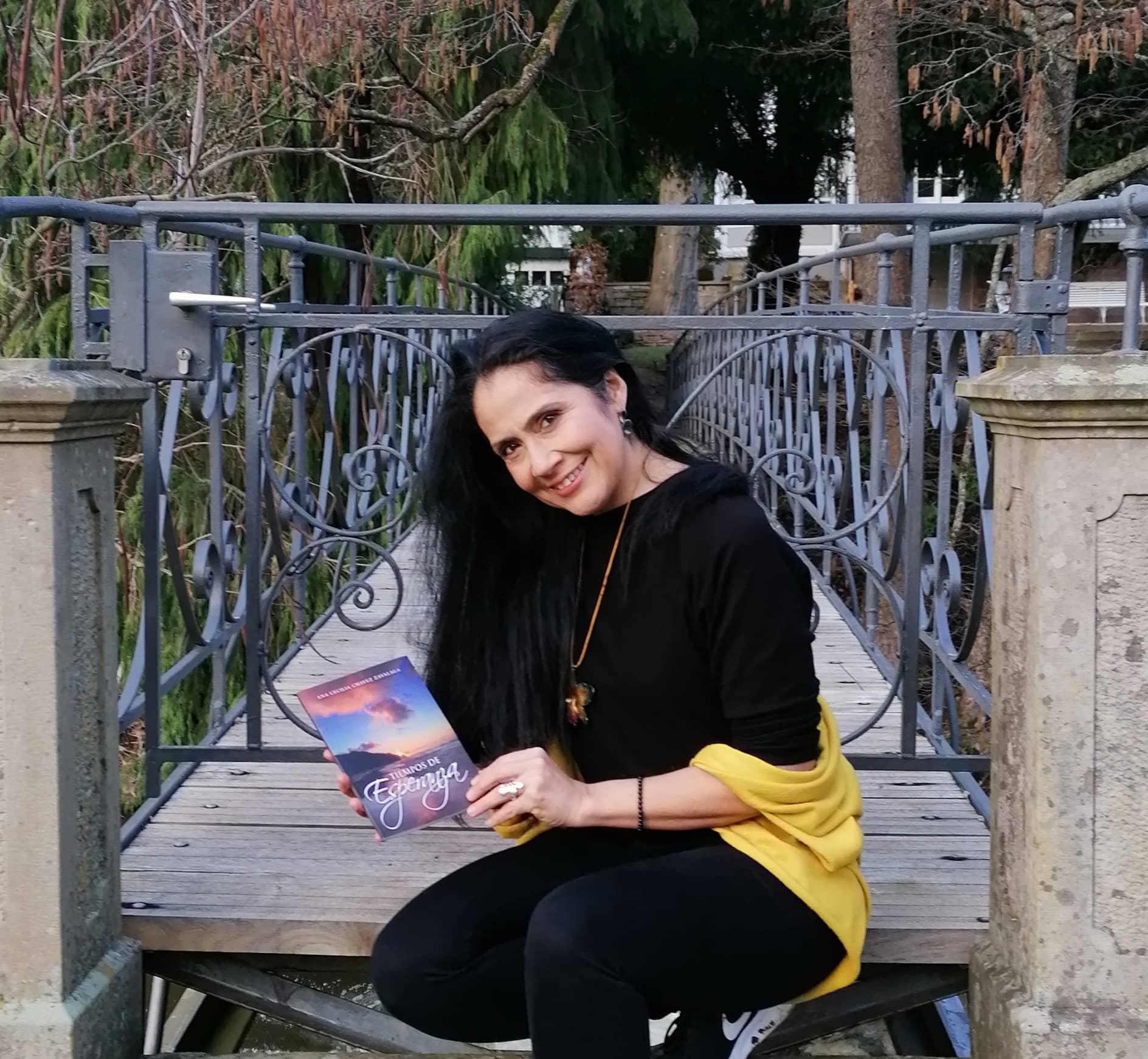 """Entrevista a Cecilia Chávez, autor de """"Tiempos de esperanza"""""""