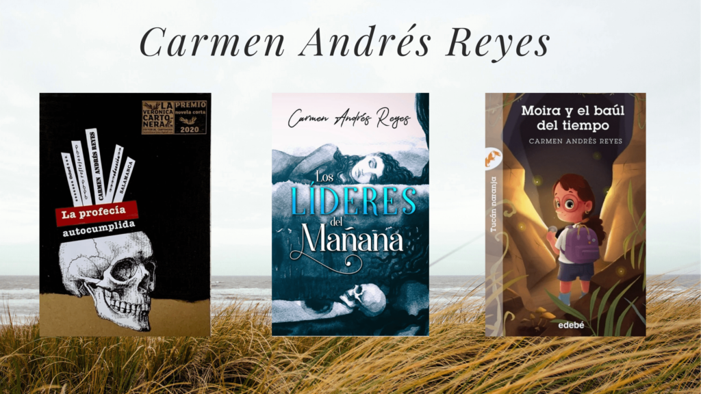 carmen andres reyes libros banner
