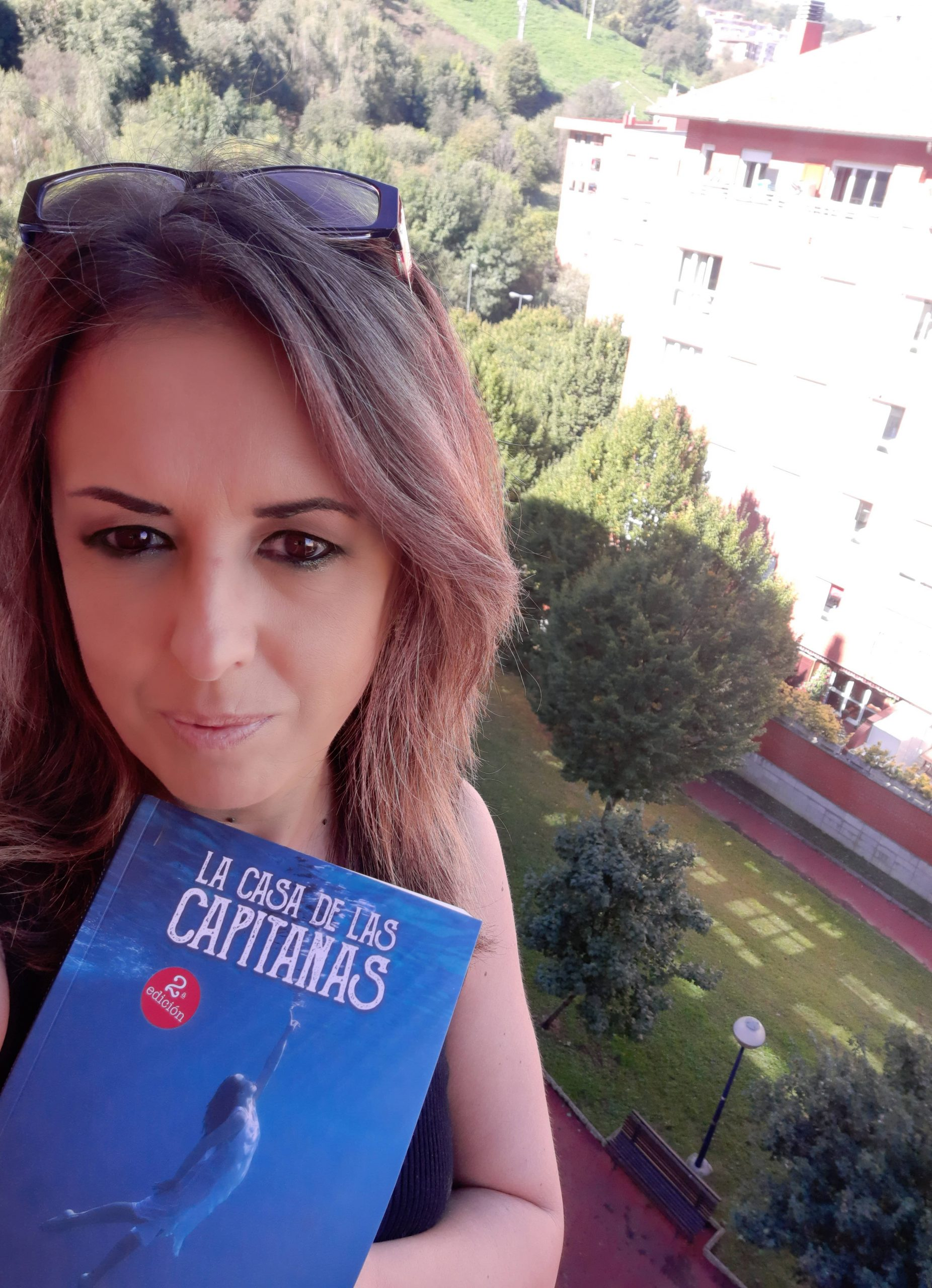 «La casa de las capitanas» ópera prima de Cristina Arroyo González