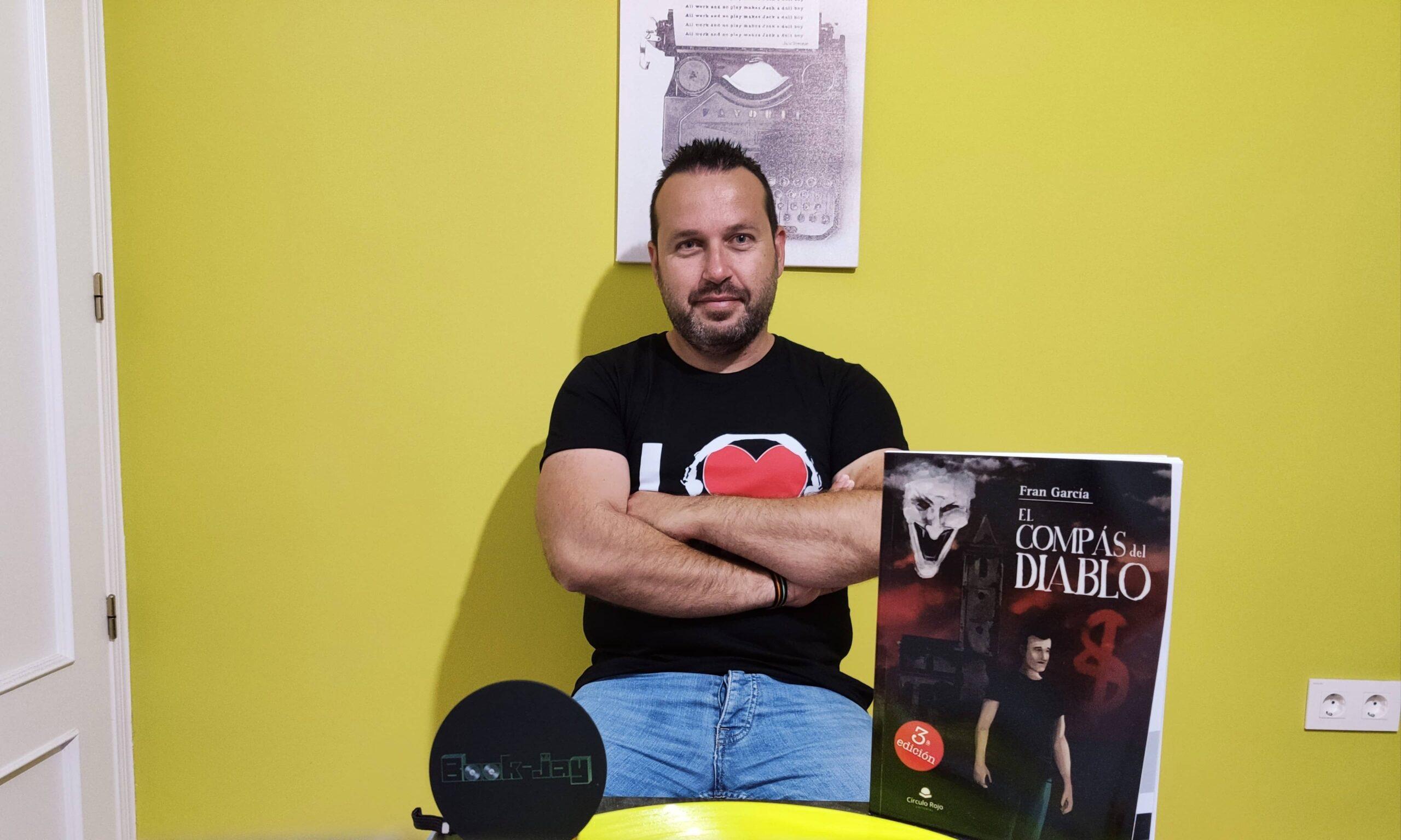"""Entrevista a Fran García, autor de """"La embajada del diablo"""""""