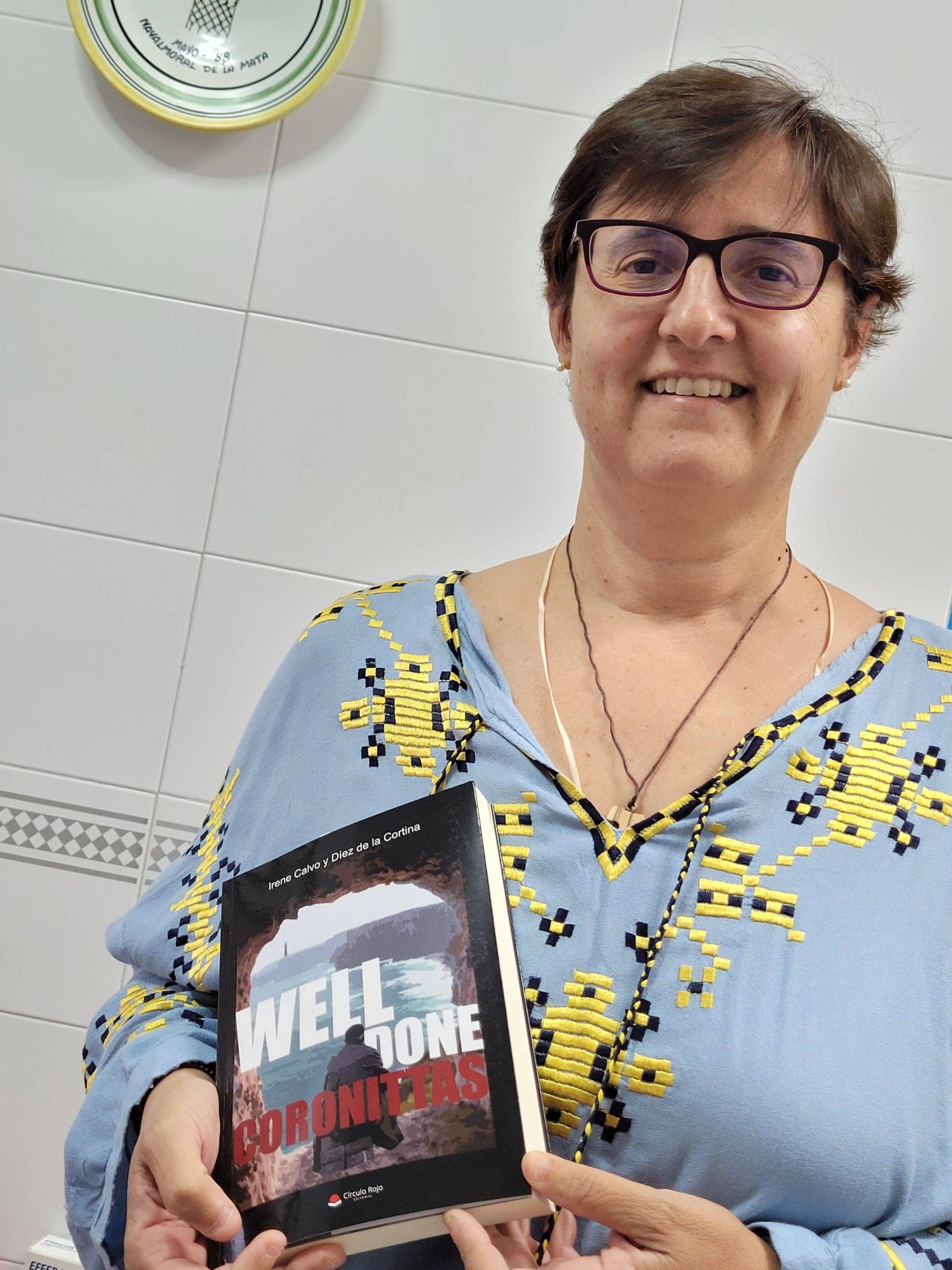 Sumérgete en «WELL DONE, CORONITTAS», novela de acción de Irene Calvo y Díez de la Cortina