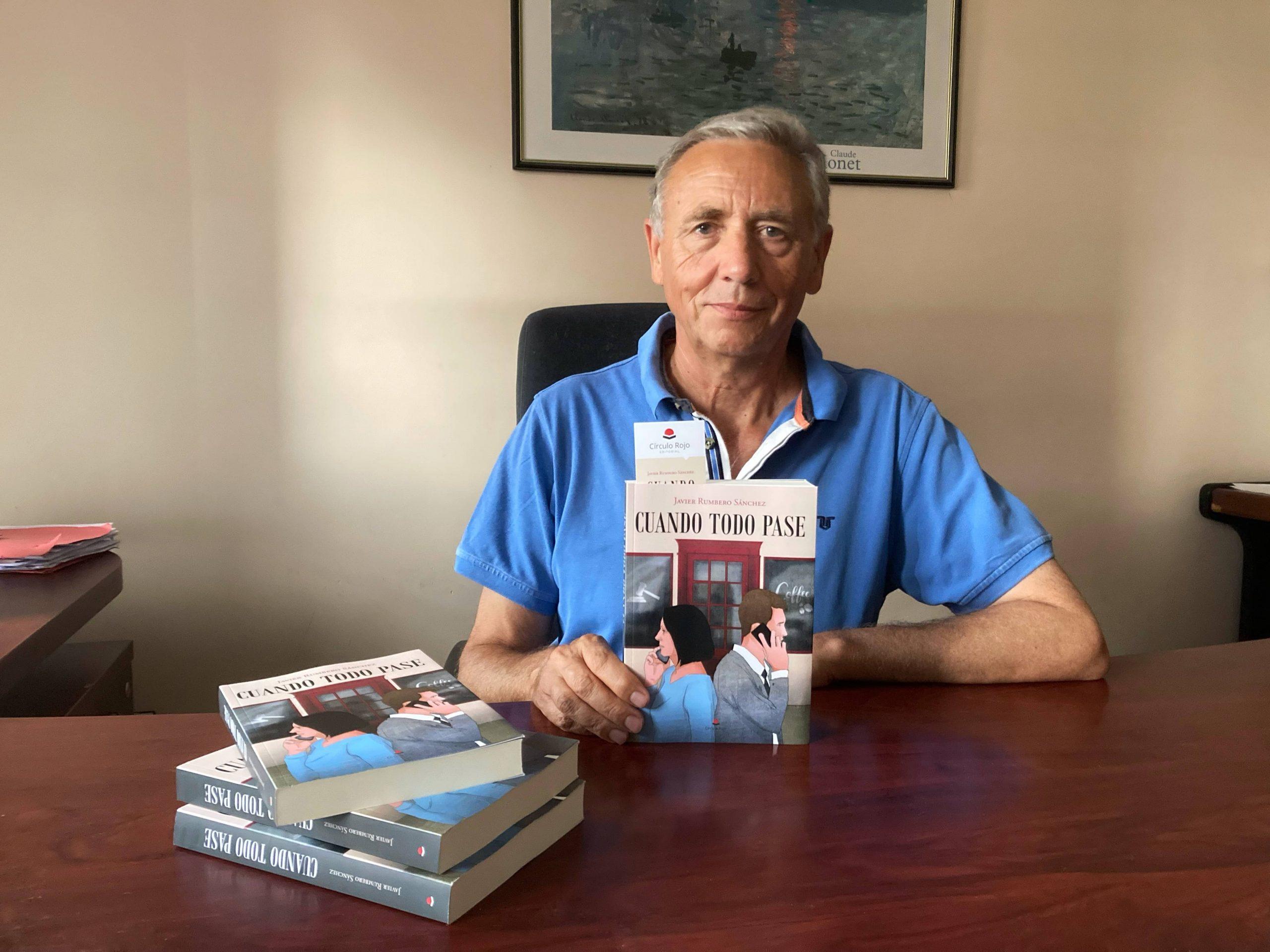 Conoce a Javier Rumbero, autor del thriller «Cuando todo pase»