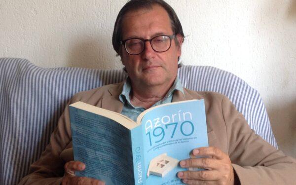 "Conoce a José Manuel Bretones Martínez, autor de ""Azorín 1970"""