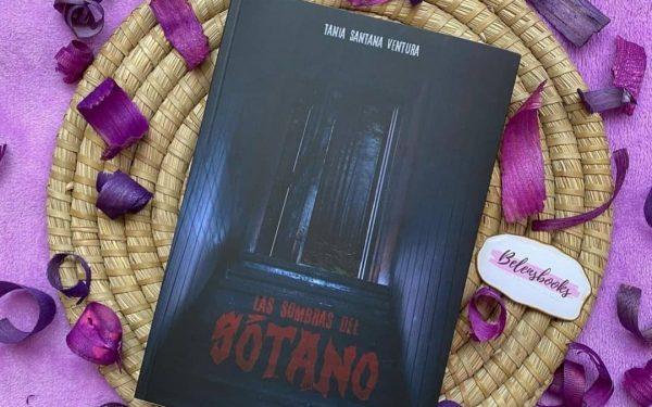 """Descubre la intrigante historia de """"Las sombras del sótano"""", de Tania Santana Ventura"""
