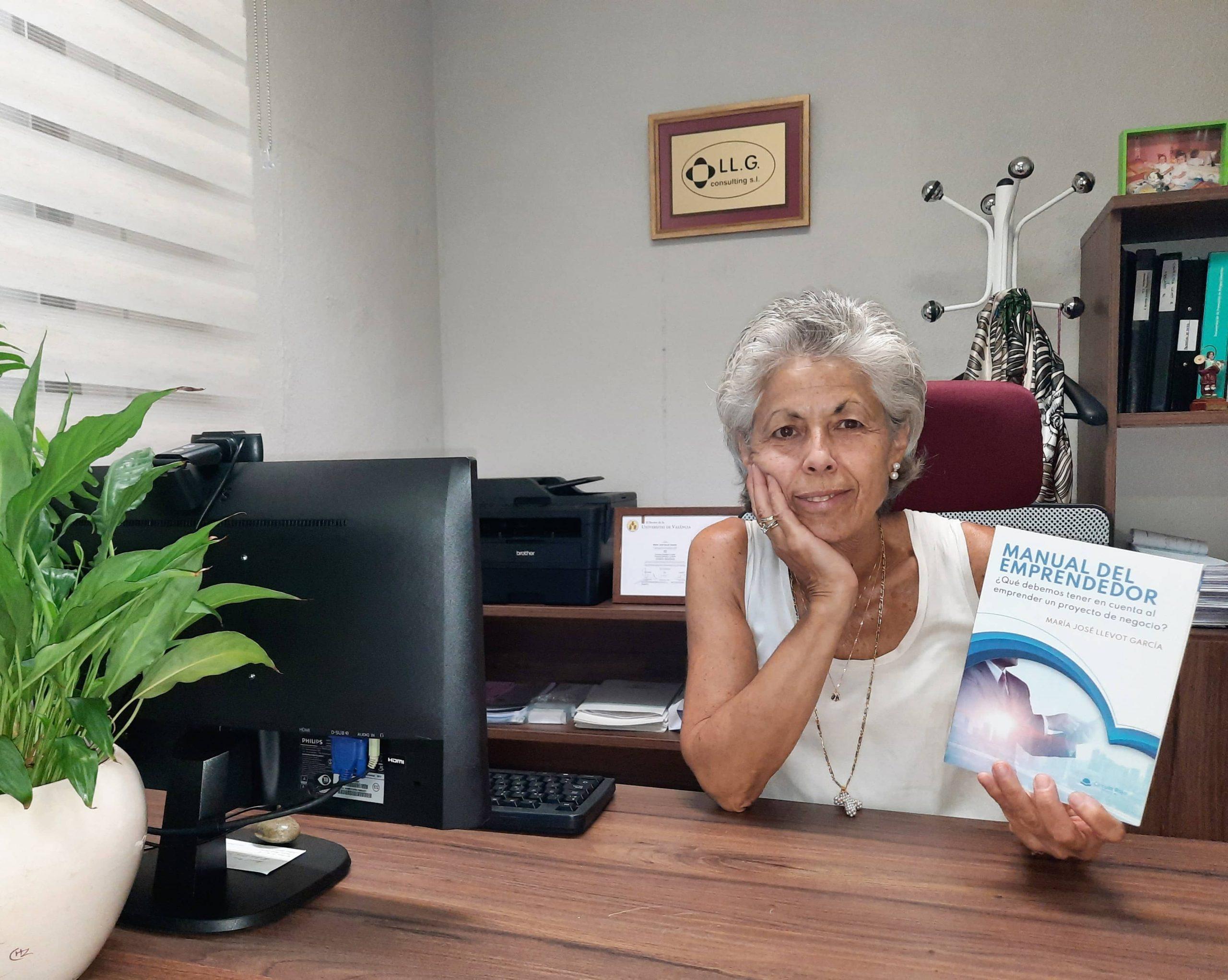 «Manual del Emprendedor», nuevo libro de María José Llevot García