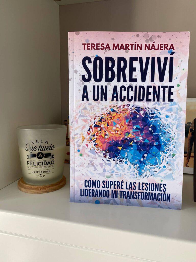 maria teresa martin sobrevivi a un accidente