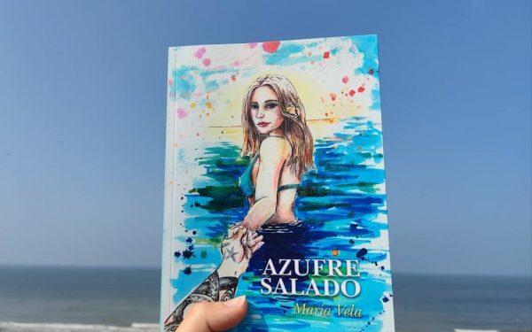 «AZUFRE SALADO», la opera prima de María Vela