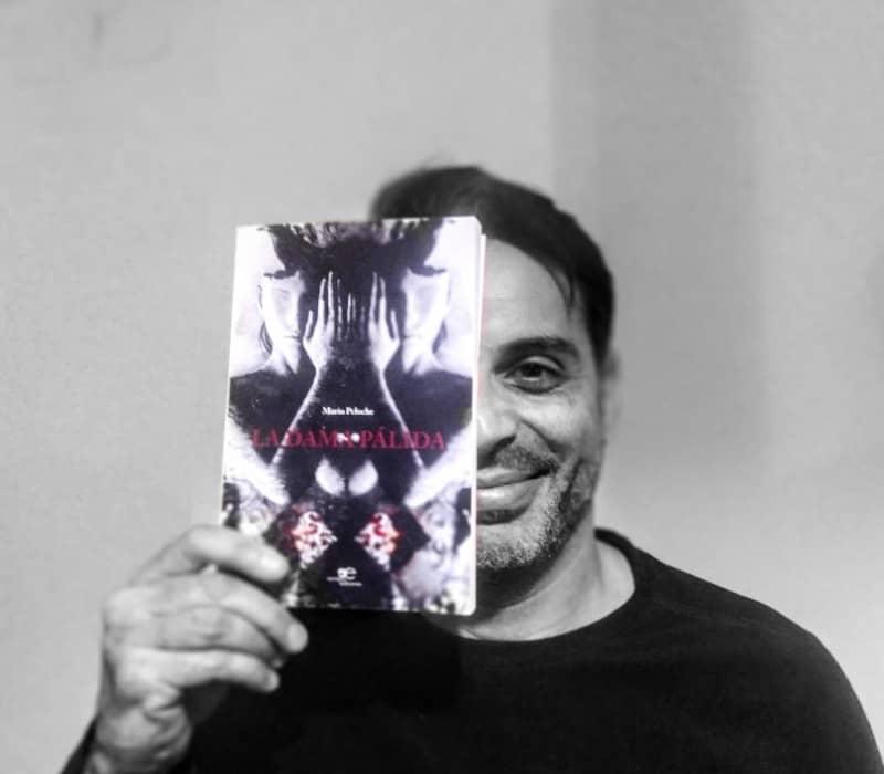 """Entrevista a Mario Peloche Hernández, autor de la novela """"La Dama Pálida"""""""