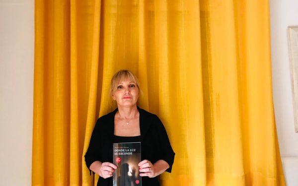 La polifacética escritora Mercè Guiu