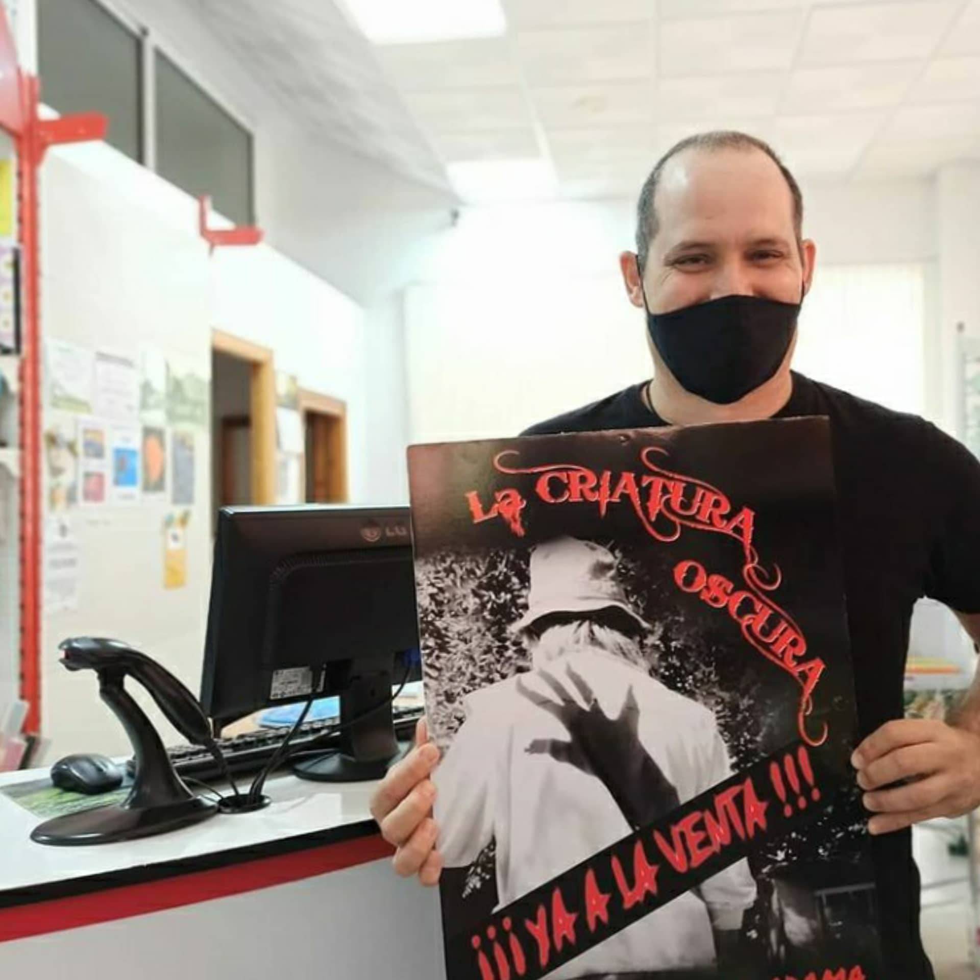 "Entrevista a Xavi Guimerà Capacés, autor de ""Ojalá"" y ""La Criatura Oscura"""